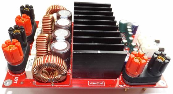 Структурная схема усилителя PurePath™ HDС