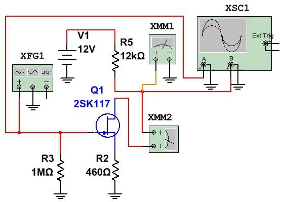 Схема с общим эмиттером ОЭ